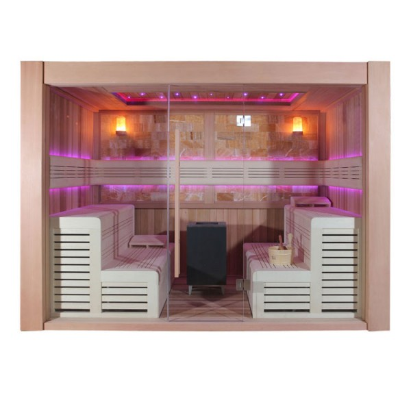 eo spa sauna e1400c red cedar 300x300 12kw eos cubo elite wellness. Black Bedroom Furniture Sets. Home Design Ideas